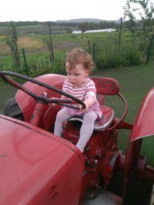 cragies farm tractor